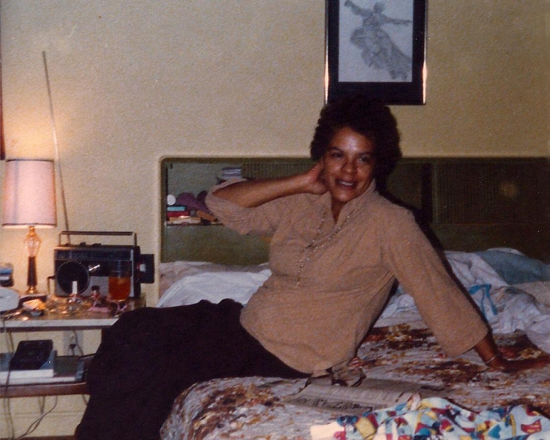 Anna White 1978
