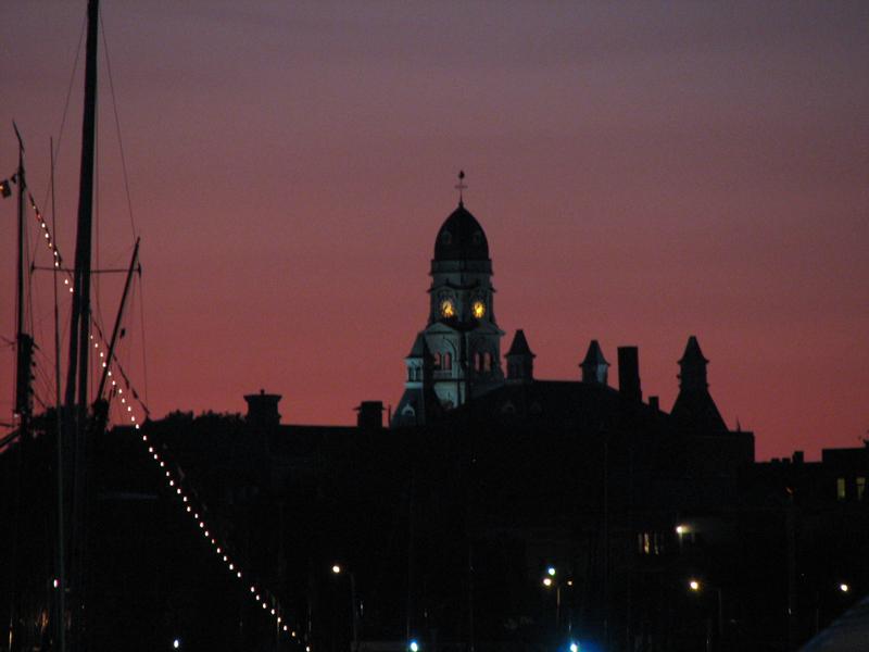 Sunset Gloucester